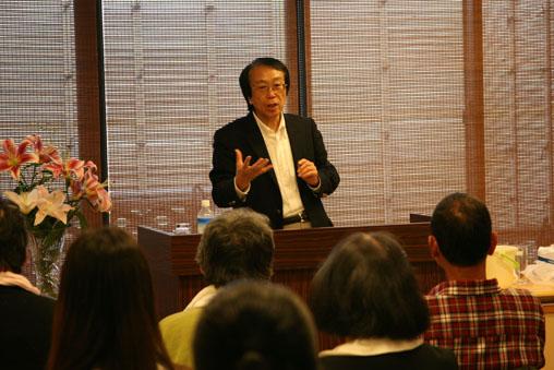 10月6日(金)講演会「温泉はなぜ体に良いのか」