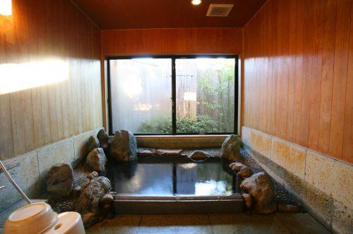 わたのはら(岩風呂)浴室