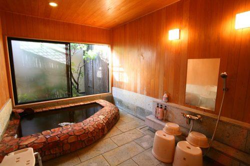 ひとはいさ(天草石風呂)浴室