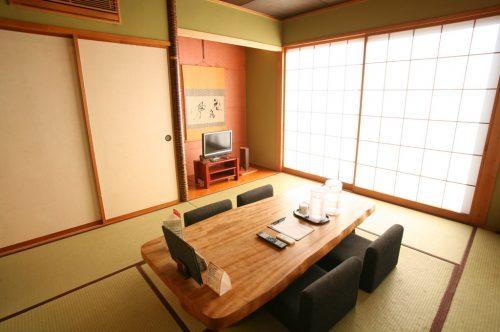 ひとはいさ(天草石風呂)部屋