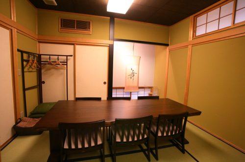 つくばねの(十和田石風呂)部屋